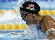Rebecca Soni, Olympic Swimmer