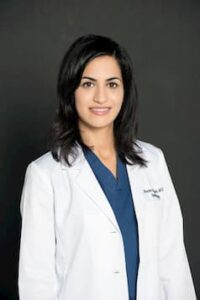 Beverly Hills Ophthalmologist Shaden Sarafzadeh, M.D.